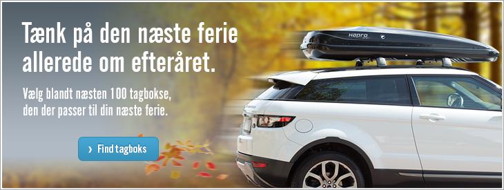 Tænk på den næste ferie allerede om efteråret!
