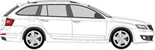 OCTAVIA III Combi (5E5)